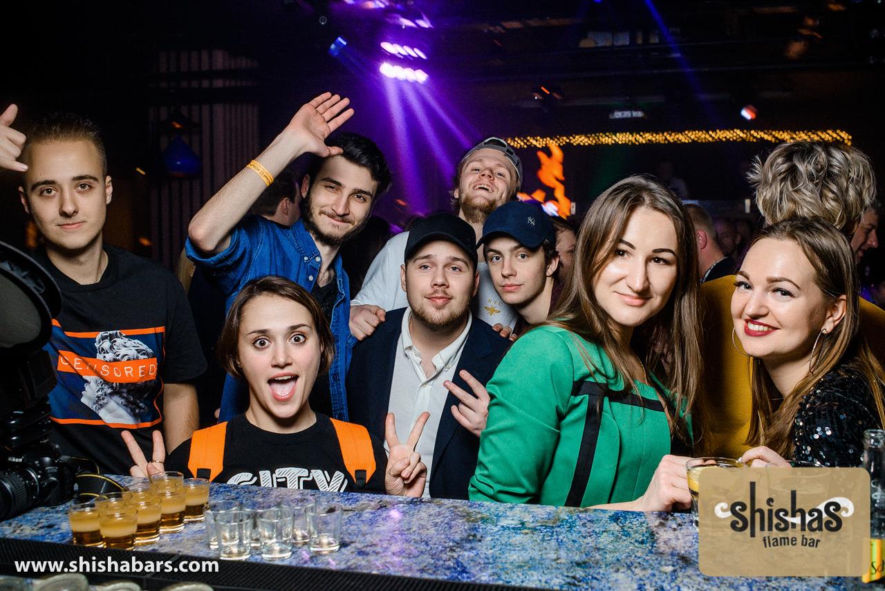 День рождение в ночном клубе москвы ночные танцевальные клубы в спб